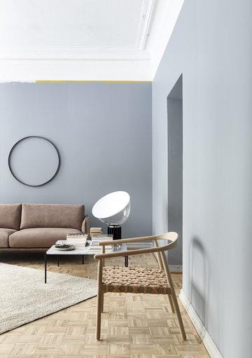 Livingroom Adea Flos Nature Grey Ash Oak Glass
