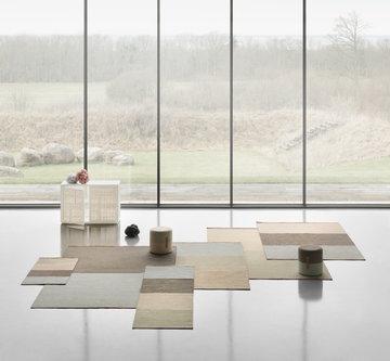 Salotti Design House Stockholm Grigio Rosa Blu Beige Marrone Lana