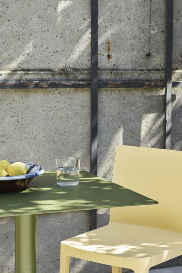 Ulkokalusteet Hay Vihreä Keltainen Teräs Muovi