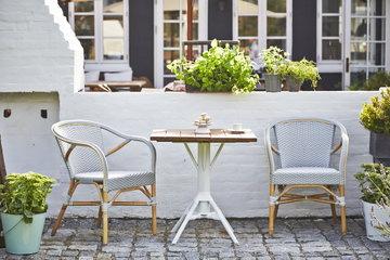 Outdoorfurniture Terrace Sika-Design White