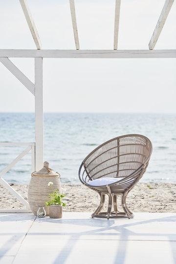 Outdoorfurniture Terrace Sika-Design Brown