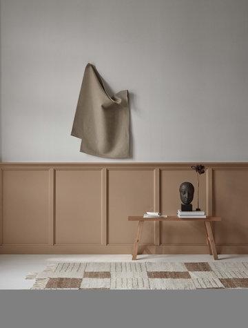 Livingroom Sera Helsinki Brown Wool