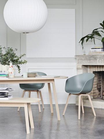 Olohuoneet Viherkasvit Takka Hay Valkoinen Sininen Muovi Tammi About a Chair