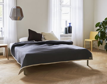 Makuuhuone Hay Keltainen Luonnonväri Muovi Villa