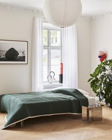 Makuuhuone Hay Valkoinen Paperi