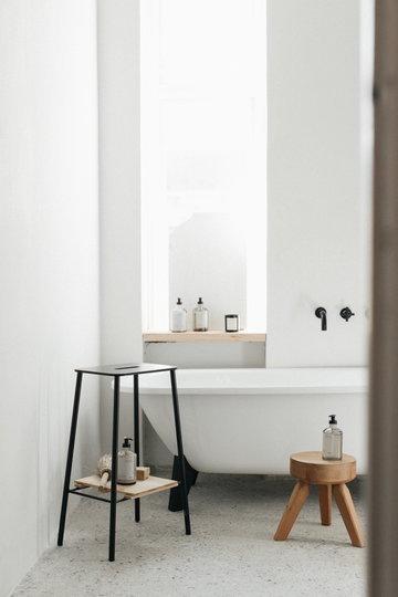 Kylpyhuone Frama Luonnonväri Mänty