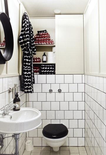 Bagno Marimekko Multicolore Cotone