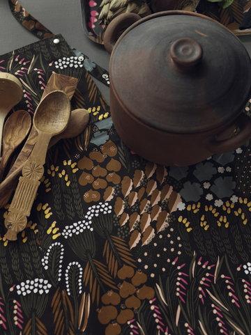 Tablesetting Kitchen Marimekko Multi colour Cotton Wood