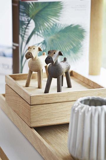 Dettaglioarredamento Kay Bojesen Naturale Marrone Rovete Oggetti in legno