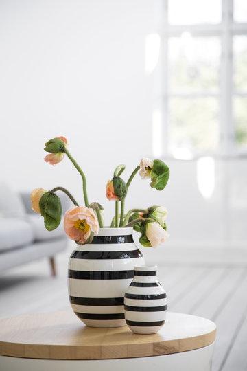 Viherkasvit Kähler Musta Keramiikka