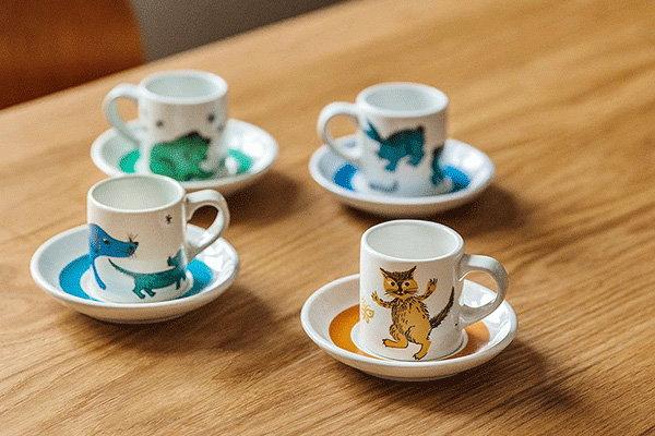 Arabia's Peppi cups bring joy to everyday life