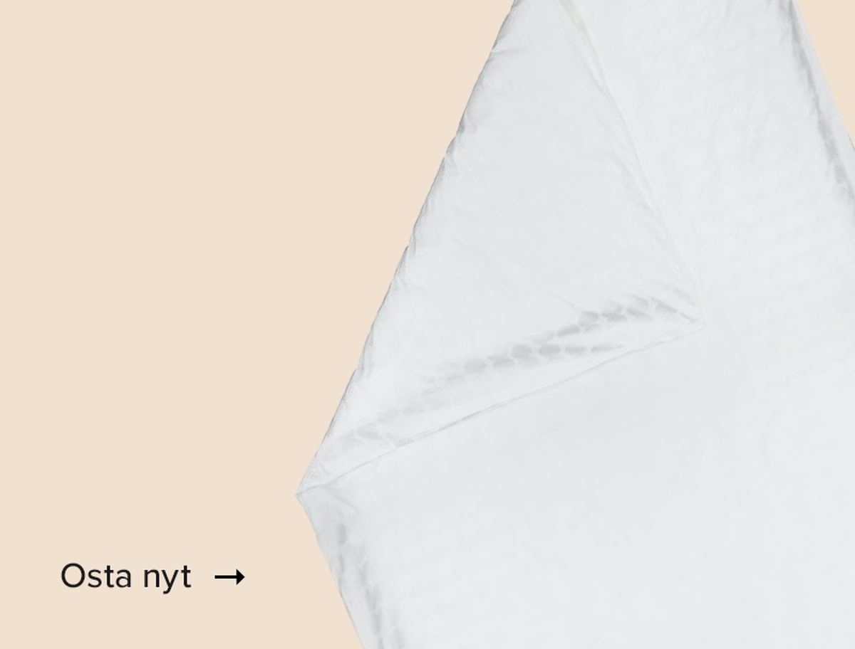 Räsymatto-pussilakana<br />–20 %
