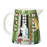 Arabia Moomin pitcher 1,0 L, Bath house