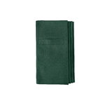 The Organic Company Everyday napkin, 4 pcs, dark green