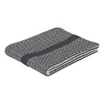 The Organic Company Kitchen towel/placemat, evening grey