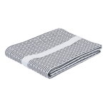 The Organic Company Kitchen towel/placemat, morning grey