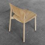 Hay Soft Edge 12 tuoli, mattalakattu tammi