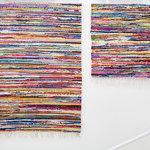 Forme Saari rug, multicolour