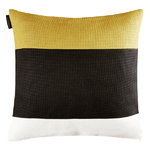 Woodnotes Rest cushion cover, brass