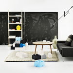 Room Copenhagen Lego Storage Brick 8, black