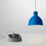 Muuto Unfold lamp, yellow