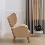 By Lassen My Own Chair, brown oiled oak - natural