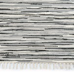 Forme Saari rug, grey
