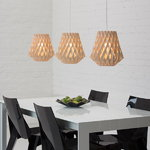 Showroom Finland Pilke 28 pendant, black