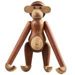 Kay Bojesen Scimmia di legno, media, teak