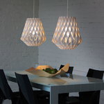 Showroom Finland Pilke 36 pendant, white