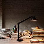 Hay PC table lamp, black