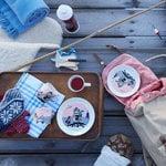Arabia Moomin mug, Tooticky, purple