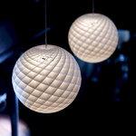 Louis Poulsen Patera 600 pendant, white