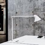 Louis Poulsen NJP table lamp, white