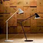 Louis Poulsen NJP table lamp, black