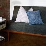Artek Rivi cushion cover, 50 x 50 cm, blue-white