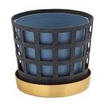 Klong Trio ruukku, sininen neliö