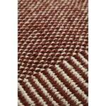 Woud Rombo matto, 90 x 140 cm, ruoste