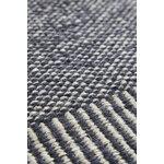Woud Rombo matto, 75 x 200 cm, harmaa