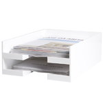 Palaset Document tray, white
