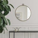 Gubi Randaccio Circular mirror, 42 cm