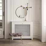 Gubi Randaccio Circular mirror, 70 cm