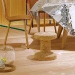 Vitra Cork Family sivupöytä/jakkara, Model B