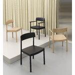 Normann Copenhagen Timb chair, tan - Ultra leather camel