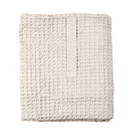 The Organic Company Big Waffle towel and blanket, stone