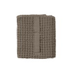 The Organic Company Big Waffle medium towel, clay