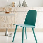 Muuto Nerd chair, petroleum
