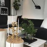 STOFF Copenhagen STOFF Nagel candleholder, brass
