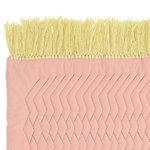 Normann Copenhagen Trace rug, blush/green