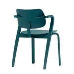 Artek Aslak chair, petrol
